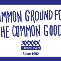 Common Ground for the Common Good